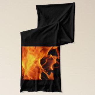 炎 スカーフ