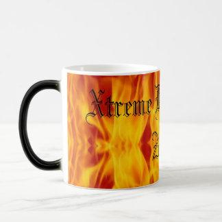 炎、Xtremeの破壊の地帯 モーフィングマグカップ