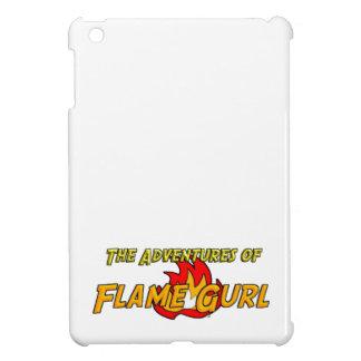 炎Gurlの冒険 iPad Miniカバー