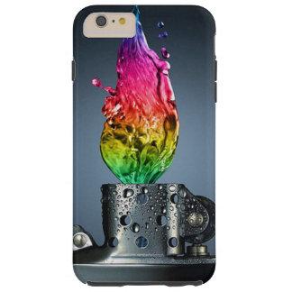 炎iphome6の箱 tough iPhone 6 plus ケース