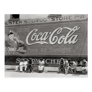 炭酸水Billboard 1939年 ポストカード