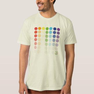 点々のあるなワイシャツ Tシャツ