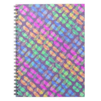 点々のあるな点検2011年 ノートブック