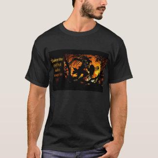 点あなた自身 Tシャツ