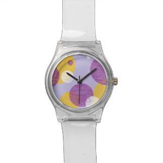点の時計 腕時計