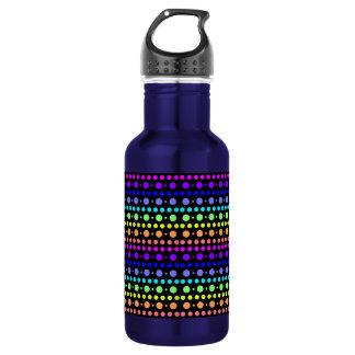 点の虹 ウォーターボトル