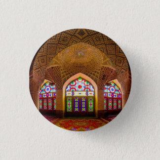 点の表示: 宗教礼拝所 3.2CM 丸型バッジ