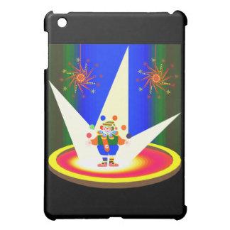 点ライトのピエロ iPad MINIカバー