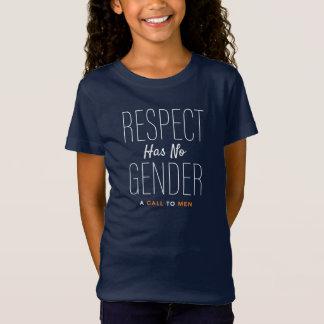 """""""点呼出しからの人に性""""にTがありません Tシャツ"""
