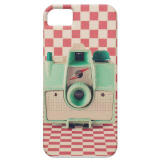 点検されたカメラ iPhone SE/5/5s ケース
