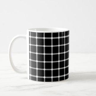 点滅の点の錯覚 コーヒーマグカップ