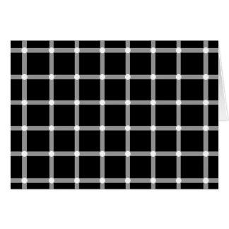 点滅の点-目の錯覚 カード