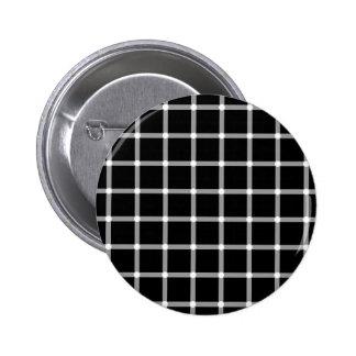点滅の点-目の錯覚 5.7CM 丸型バッジ