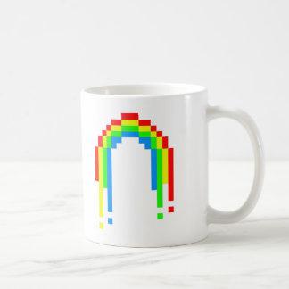 点滴注入の虹 コーヒーマグカップ