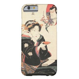 為コップに反映されるKabuki俳優 Barely There iPhone 6 ケース