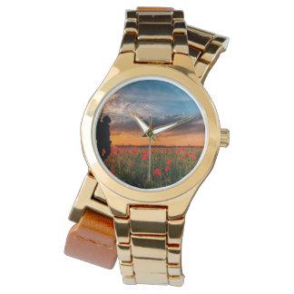 無くなった兵士 腕時計