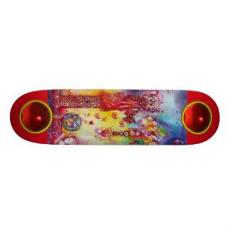 無くなった影、FAERYおよび蝶の庭 スケートボード