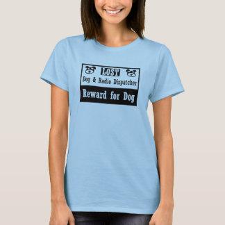 無くなった犬のラジオのディスパッチャー Tシャツ