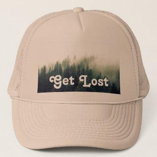 無くなった|のトラック運転手の帽子を得て下さい キャップ