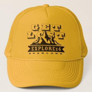無くなったExploreX4を得て下さい キャップ