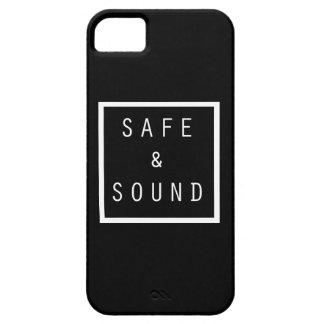 無事に黒 iPhone SE/5/5s ケース