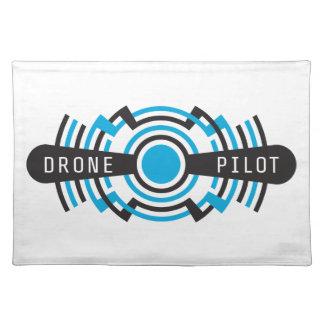 無人機のパイロット ランチョンマット