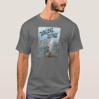 無人機の地帯の服装 Tシャツ