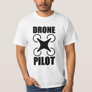 無人機の試験ワイシャツ Tシャツ