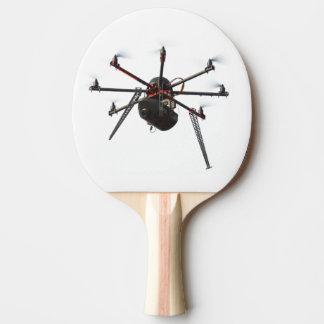 無人機のquadcopter 2 卓球ラケット