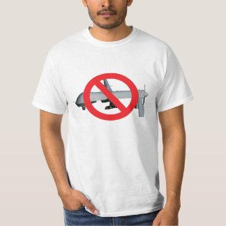 無人機無し Tシャツ