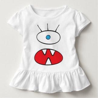 無名の獣-幼児のひだのティー トドラーTシャツ