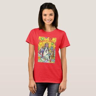 無声スー音のN Fitz CATのパーティーBASICのTシャツはカスタマイズ Tシャツ
