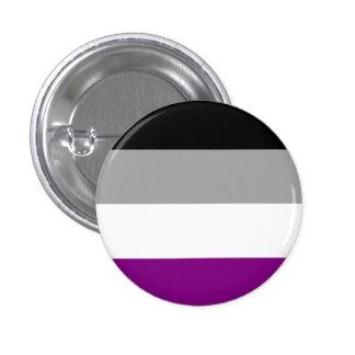無性旗ボタン 3.2CM 丸型バッジ