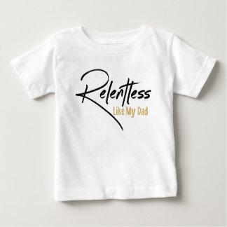 無情な子供 ベビーTシャツ
