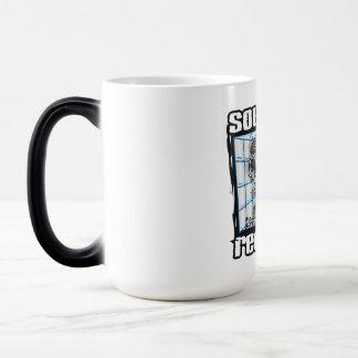 無情な記録マグ モーフィングマグカップ