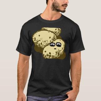 無意味なポテトの流行 Tシャツ