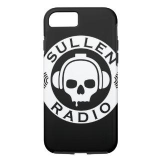 無愛想なラジオ6/6sの堅い電話箱 iPhone 8/7ケース