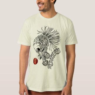 無慈悲なオリジナル Tシャツ