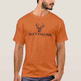 無慈悲なシカの狩りのワイシャツ Tシャツ