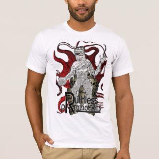 無慈悲なプロモーションのミイラのイカ Tシャツ