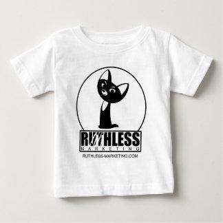 無慈悲なマーケティング ベビーTシャツ