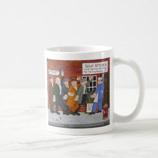 無料食堂 コーヒーマグカップ