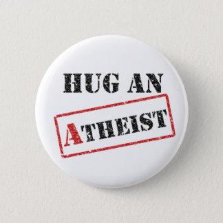 無神論的なボタンを抱き締めて下さい 缶バッジ
