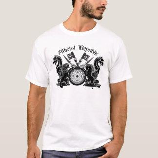 無神論的な共和国のTシャツ Tシャツ
