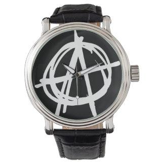 無秩序のパンクの腕時計 腕時計