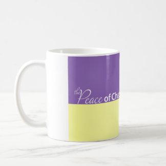 無秩序のマグの平和 コーヒーマグカップ