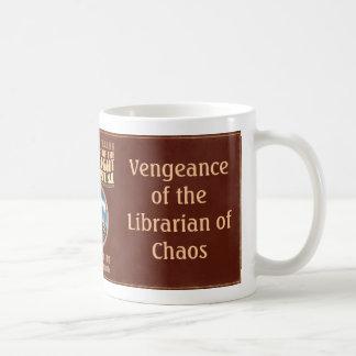 無秩序の司書の復讐 コーヒーマグカップ