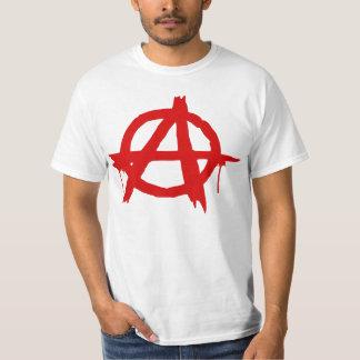 無秩序、アナキズム、アンチグローバル化の動き Tシャツ