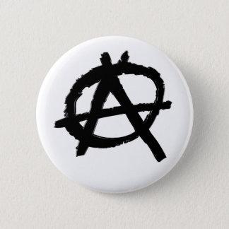 無秩序(blk)ボタン 5.7cm 丸型バッジ