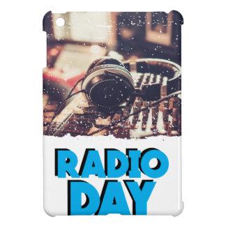 無線の一日2月13日- -感謝日 iPad MINIケース